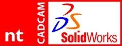 NT CADCAM logo