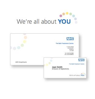 NHS Bath Treatment Centre: Brand