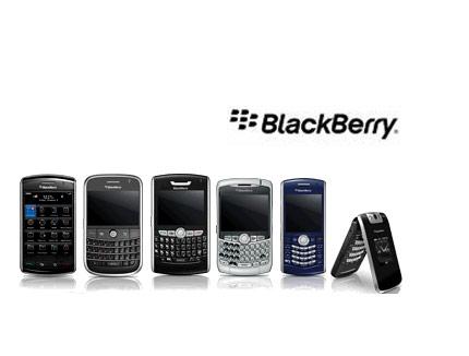 BlackBerry: smartphone, smart copy