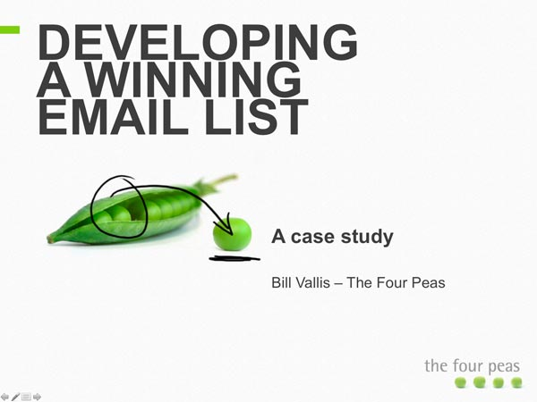 Developing a winning email contact list – Email Marketing
